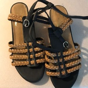 Adorable and comfortable Aerosole sandals